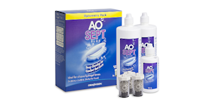 AOSEPT PLUS  VALUE PACK Solutions and Accessories
