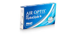 AIR OPTIX PLUS HYDRAGLYDE 3PK