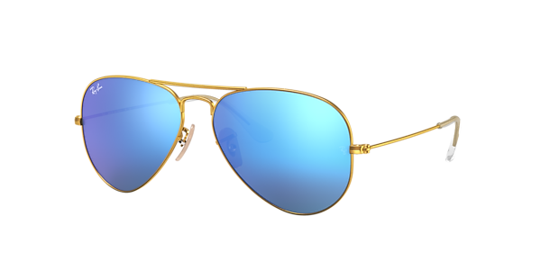 Ray-Ban RB3025 AVIATOR FLASH LENSES