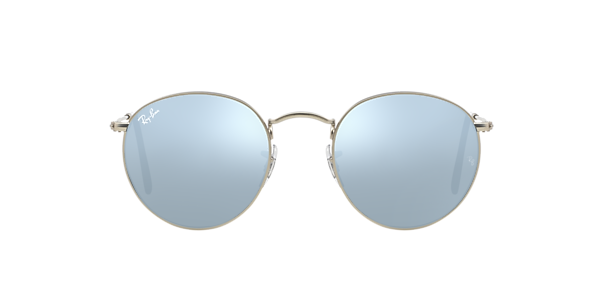 Ray-Ban RB3447 ROUND FLASH LENSES