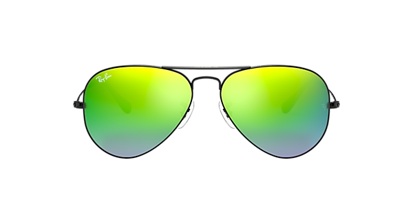 Ray-Ban RB3025 AVIATOR FLASH LENSES GRADIENT