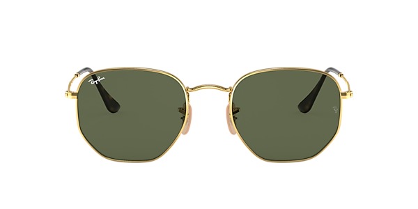 Ray-Ban RB3548N HEXAGONAL FLAT LENSES