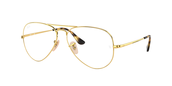 Ray-Ban RX6489 Aviator Optics
