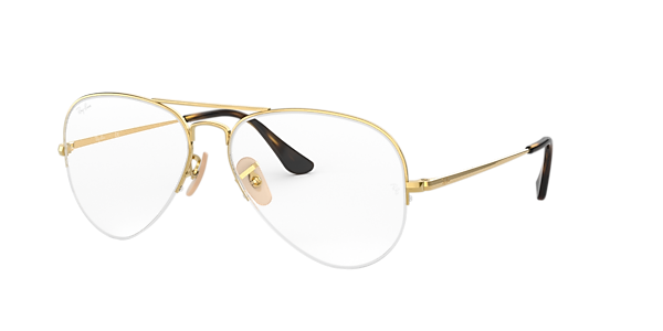 Ray-Ban RX6589 AVIATOR GAZE