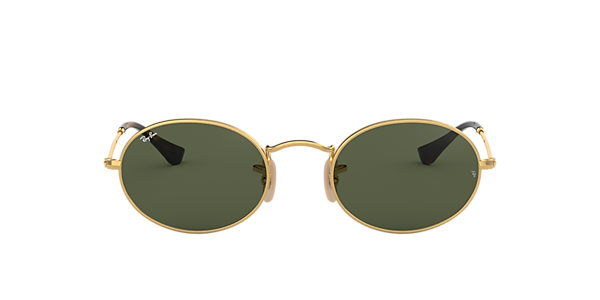 Ray-Ban RB3547N OVAL FLAT LENSES